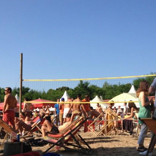 Sandy Beach Bonn Strandliebe Beachclub Rhein