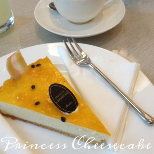Princess Cheesecake Empfehlung Tipp Berlin Mitte Käsekuchen Cafe Kuchen