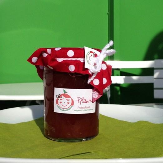 Marmeladenmädchen Test Marmelade Pflaume