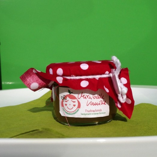Marmeladenmädchen Test Marmelade Mirabelle Vanille