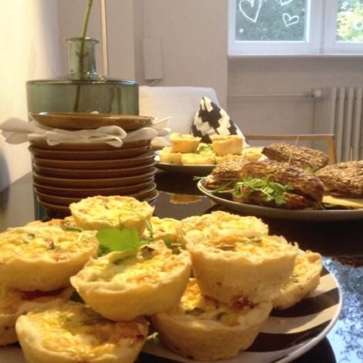 feingemacht oberkassel jenny's zuckerstube deli café geburtstag kuchen
