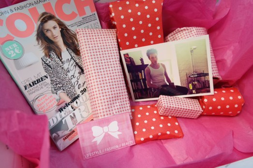 Lovelylicious Box Bloggerbox Boxentausch Winter Nummer 3