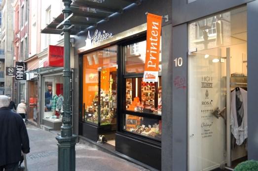 Aachen Citytrip Wochenende Shopping Samstag Aachener Printen