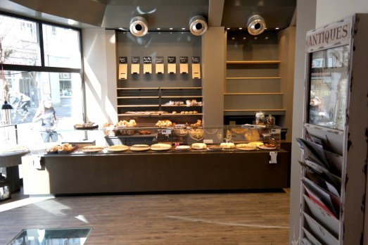Cafe Welsch Bäckerei Bad Honnef Backstube Konditorei Hauptstraße Frühstück Bäckerei