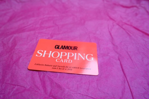 SAMSUNG CSCGlamour Shopping week Card Bonn MissBonneBonne Shopping Rabatte Aktionen April 2014