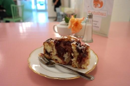Fuchsbau Café Beuel  Hermannstraße Frühstück Cupcakes Bestellung Lunch Mittagessen Neu Bonn Blog MissBonneBonne