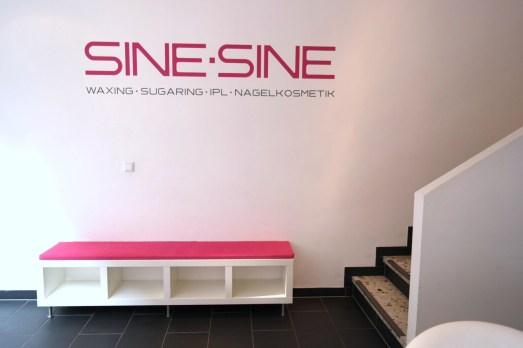 Sine-Sine Bonn Waxing Beine Complete Preise Schmerzen Empfehlung Blog Innenstadt Studio
