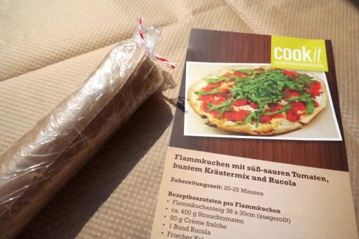 cook it bonn marktplatz flammkuchen selbstgemacht hausgemacht Marktstand Tomaten Zucker Rucola