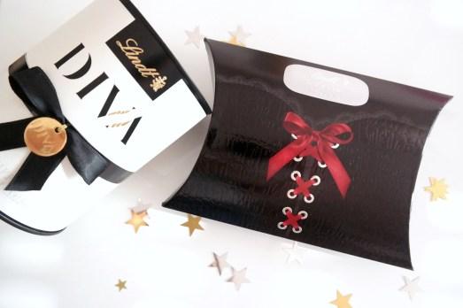 Lindt Schokolade Rock Chick Pralinen Pralines Kollektion Geschenk edles Überraschung Köstlichkeit Pralinen schöne Verpackung