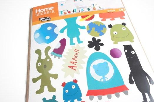 Baby Monstertattoo Allposters Babyzimmer Kinderzimmer Mamablog Wanddekoration
