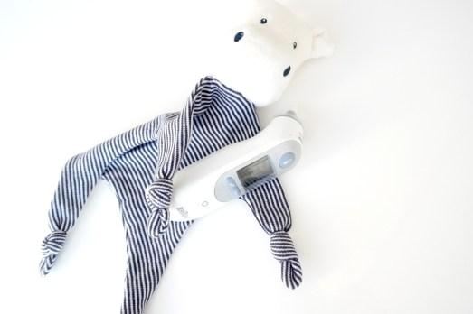 Braun Fieberthermometer ThermoScan 7 Kinder Baby Fiebermessen