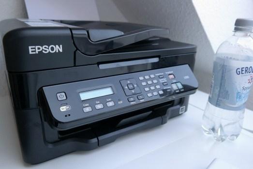 Epson ecotank blog arbeitsplatz drucker schreibtisch home office