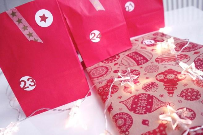Adventskalender selbermachen füllen was reinpacken Mama Ideen Blog