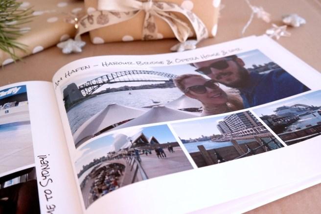 Geschenktipps Freund Weihnachten Was schenke ich Fotobuch einfach Momente Foto ausdrucken online bestellen