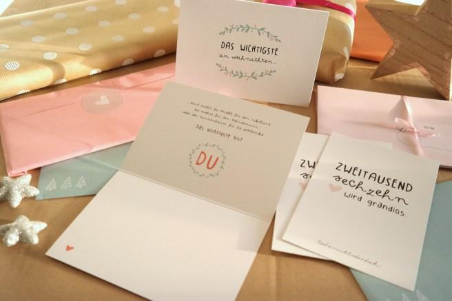 Online Weihnachtsshopping Shopping Weihnachtsgeschenke Weihnachtskarten odernichtoderdoch individuelle Karten online shop Neujahrsgruß