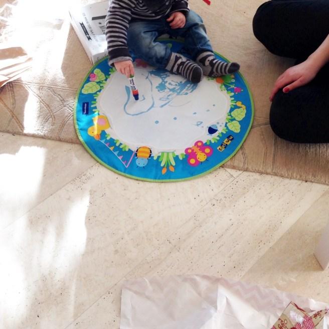 weihnachten mamablog missbonnebonne wie weihnachten feiern mit kindern malen