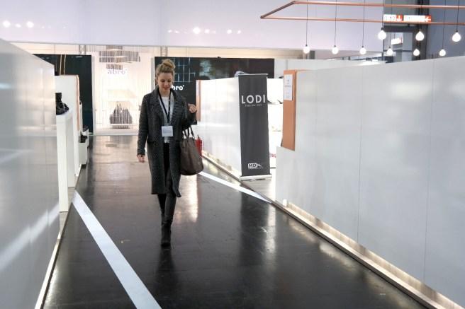GDS Shoe fair fashion blogger cafe shoe edition Düsseldorf Februar 2016 styleranking blog fritzi von preußen