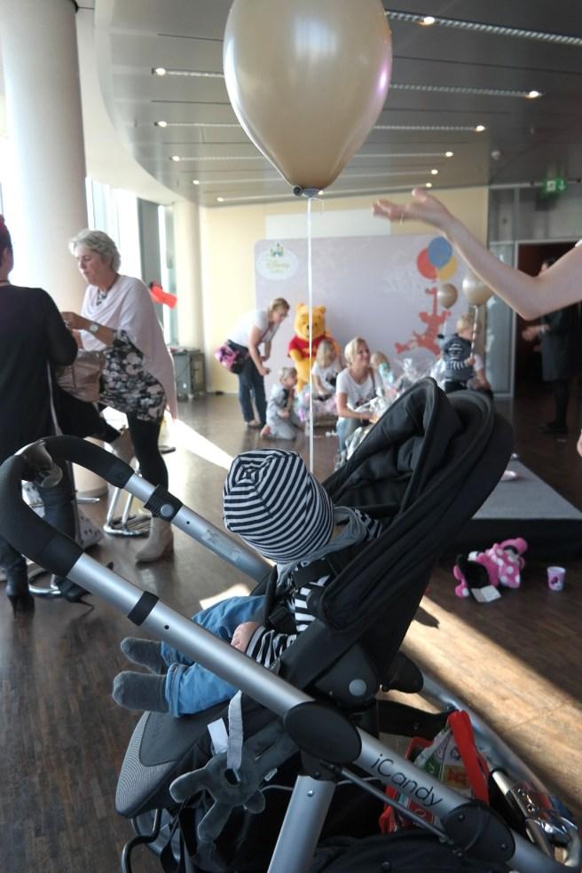 Kind und Jugend 2015 Messe Neuheiten Mamablog Bloggertreffen Aden Anais Disneybreakfast Baby Geschenk zur Geburt zum ersten Geburtstag