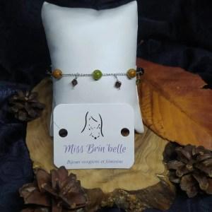 Bracelet «tolérance»