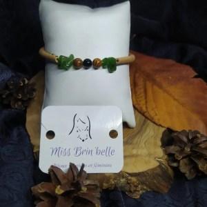 Bracelet «Équilibre et sérénité»