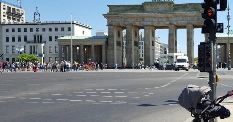 Berlin mit Baby – 8 Monate
