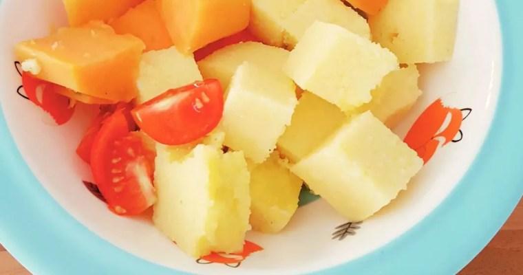 Fingerfood vs. Brei – Tipps für Mamas mit Essbeginnern
