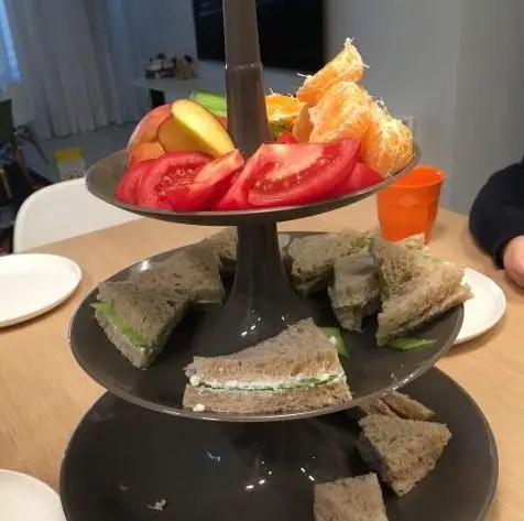 Essen in Israel - Kinder essen lieber so
