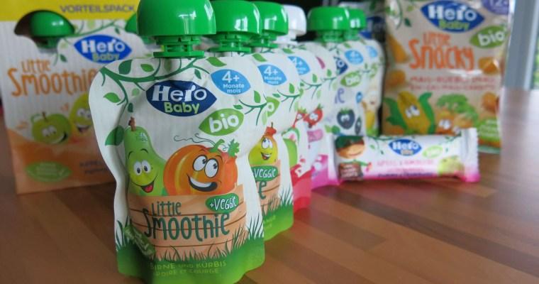 Little Smoothies für kleine Kinder – der perfekte Snack für unterwegs
