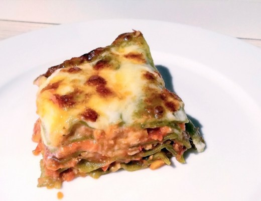 vegetarische Lasagne kind familie rezept