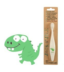 Die Zahnbürste von Jack'n Jill für Kinder