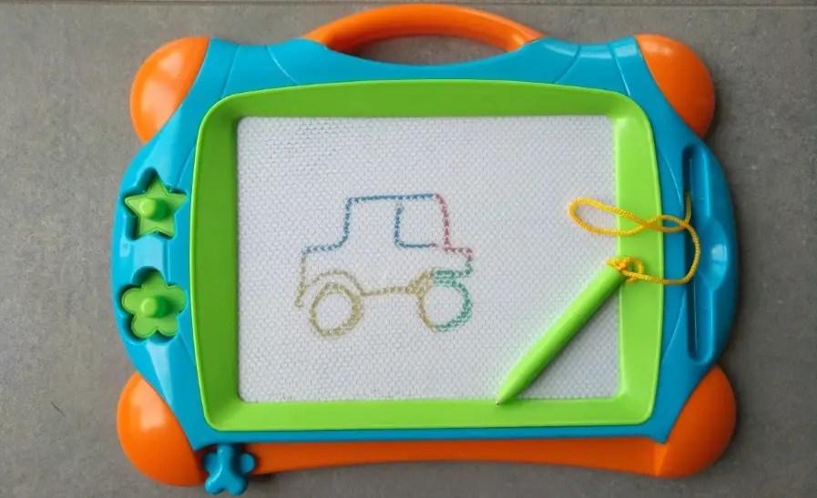 autofahren maltafel, zaubertafel kinder spielzeug