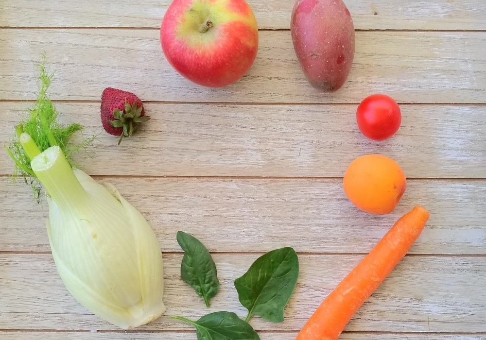 essen schwangerschaft tipps übelkeit geruchssinn sensibel schwanger obst gemüse gesund rezepte