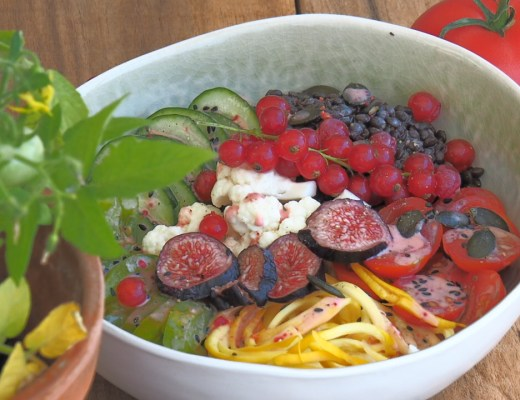 Salatschüssel magenbrennen schwanger sodbrennen rennie tipps mamablog salat