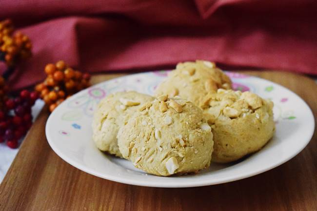 cashew balls brötchen rezept vegan kinder snack familie rezept