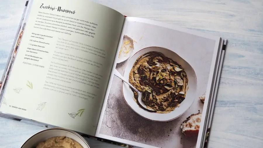 hummus kichererbse kochbuch rezension vegan, rezepte süss salzig, mezze orientalisch vegetarisch vorspeise dip kichererbsen gemüse