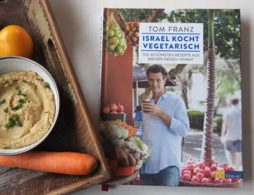 israel kocht vegetarisch linsensalat, süsskartoffeln, salat, israeliisch, orientalisch, mezze, kochbuch, rezension, rezepte, vegetarisch, vegan tarte spinat