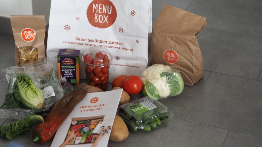 Lidl Menubox testbericht test kochbox online günstig foodblog schnell einfach kochen zutaten