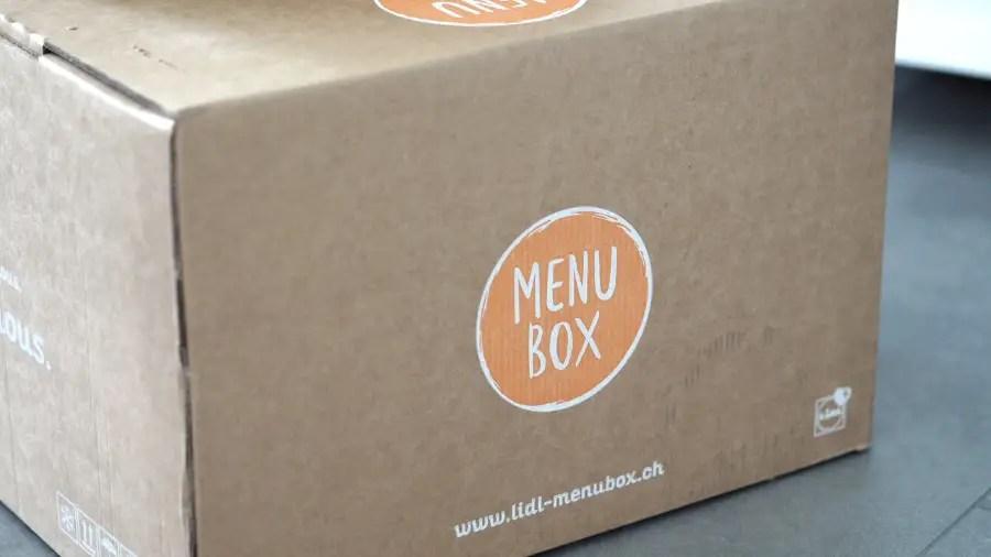 Lidl Menubox testbericht test kochbox online günstig foodblog schnell einfach kochen süsskartoffel hasselback