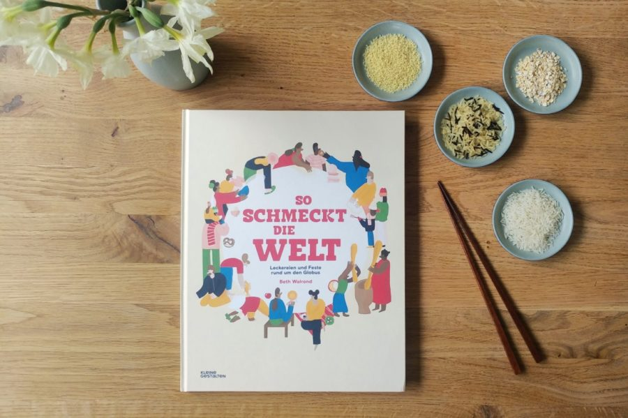 kinderbuch, tipp, so schmeckt die welt, rezension
