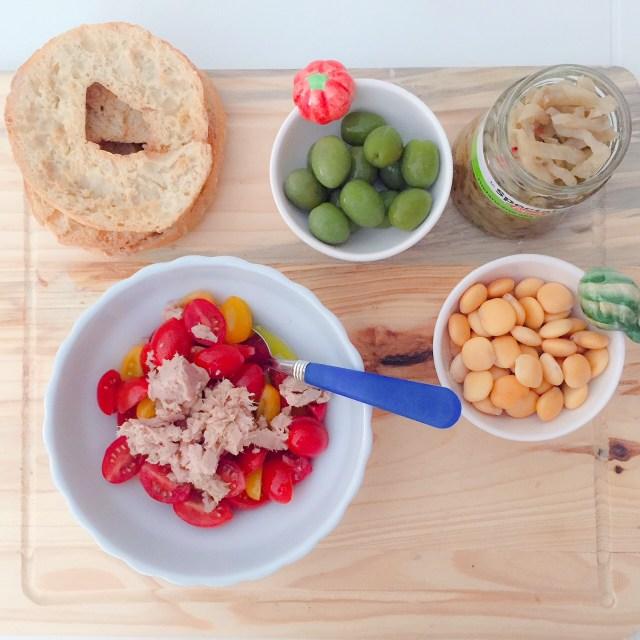 La caponata napoletana_ingredienti