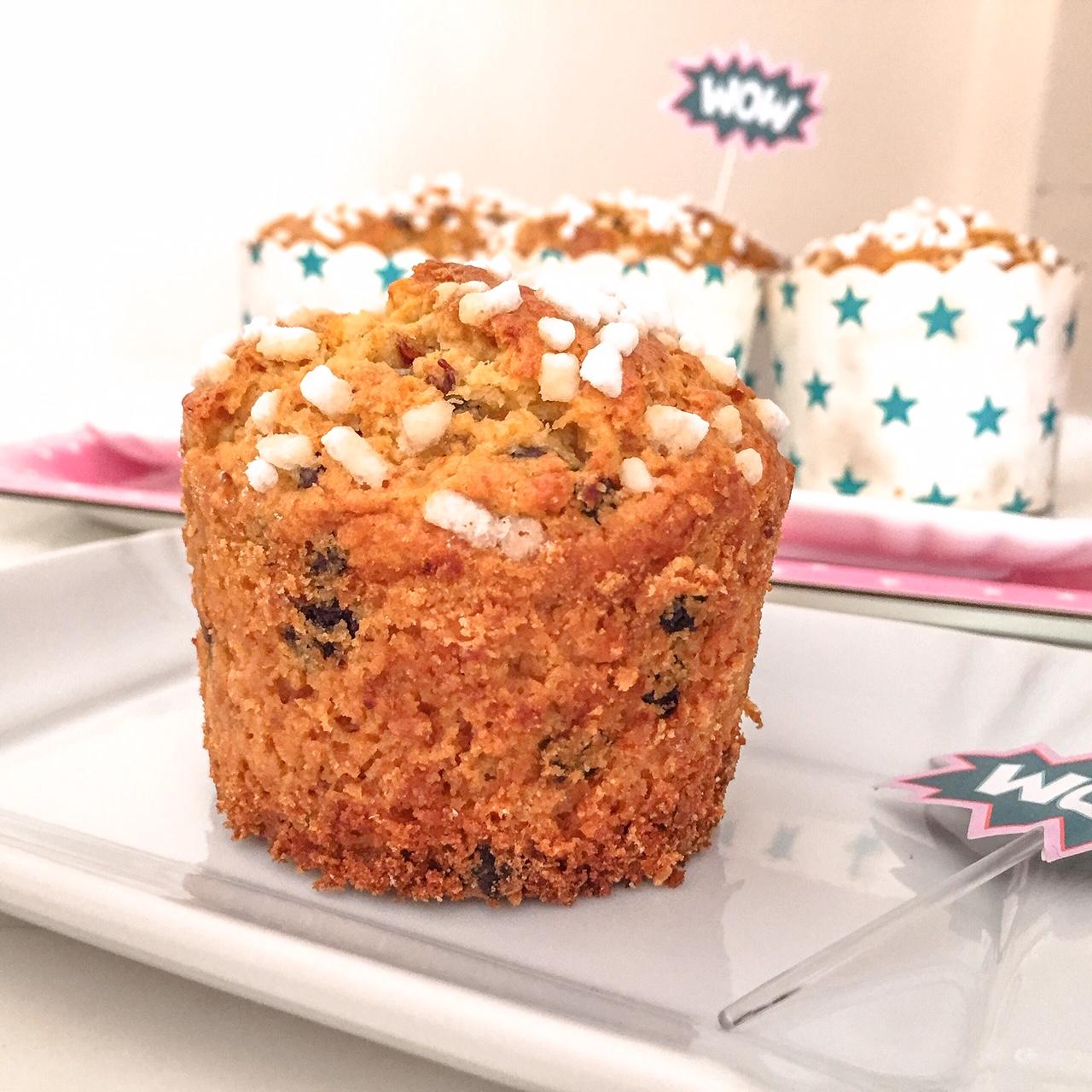 Muffin al panettone_singolo