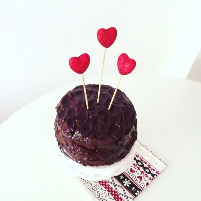 devil's food cake nigella