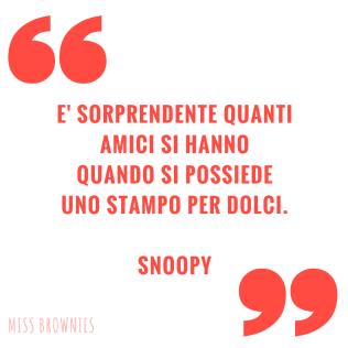 Snoopy bianco