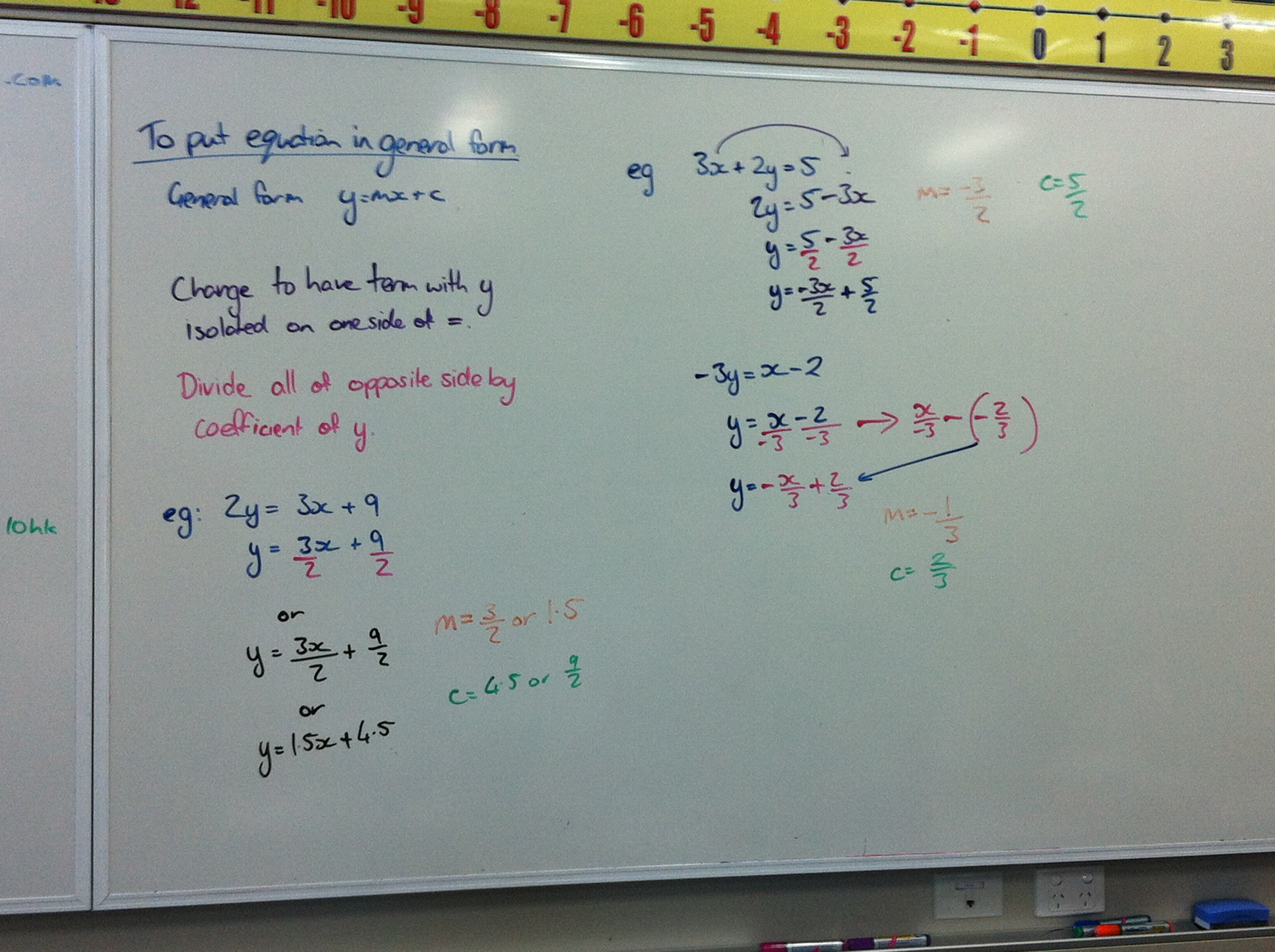 10ae Linear Equations