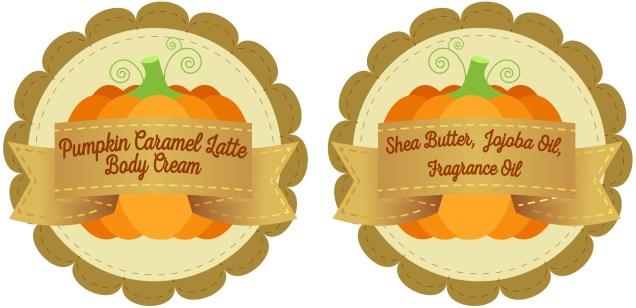 Pumpkin Caramel Latte