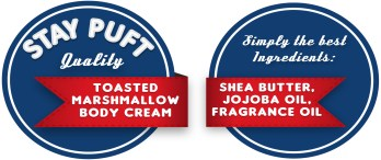 Stay Puft Cream