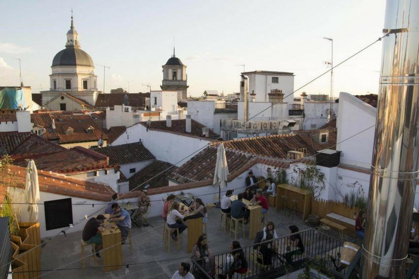 Terrazas Y Azoteas Para Enamorarse De Madrid La Lista
