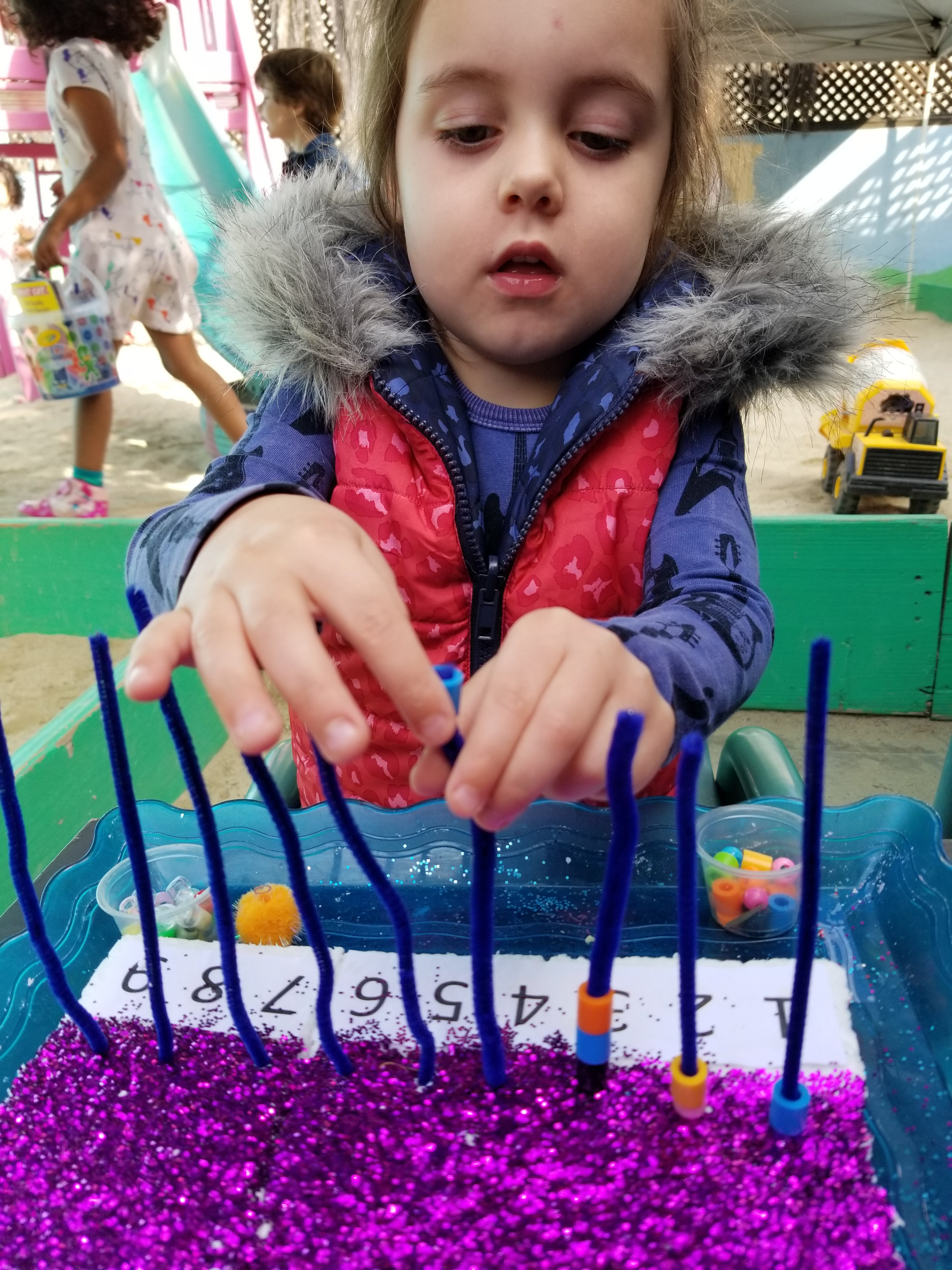 Unicorn Counting Using One To One Correspondence