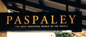 Paspaley sign