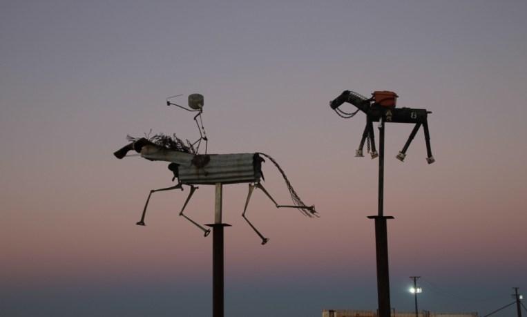 Tin Horses